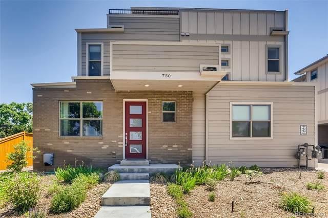750 S Leyden Street, Denver, CO 80224 (#2215614) :: Compass Colorado Realty