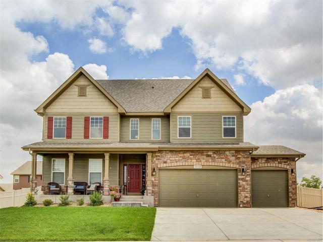 10320 Bluegrass Street, Firestone, CO 80504 (MLS #2216719) :: 8z Real Estate