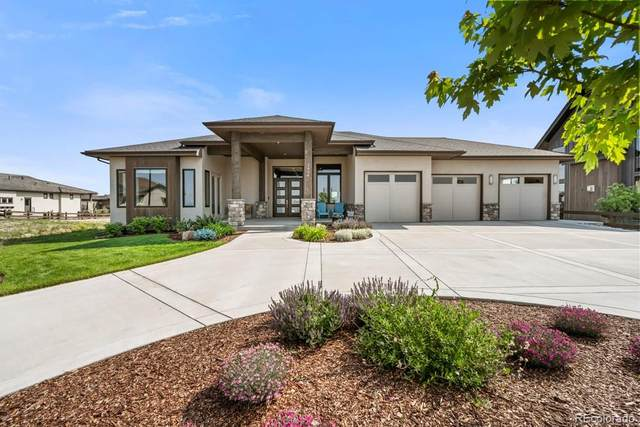 2808 Majestic View Drive, Timnath, CO 80547 (#2216730) :: The Gilbert Group