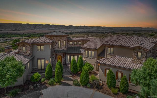 5325 Aspen Leaf Drive, Littleton, CO 80125 (#2216891) :: Bring Home Denver with Keller Williams Downtown Realty LLC