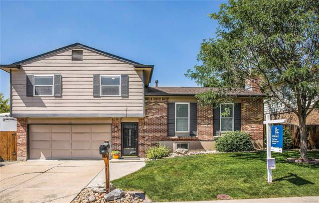 5851 W 111th Place, Westminster, CO 80020 (#2217190) :: Bring Home Denver