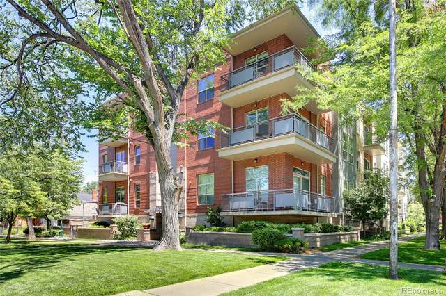 1700 N Emerson Street #204, Denver, CO 80218 (#2217282) :: Kimberly Austin Properties