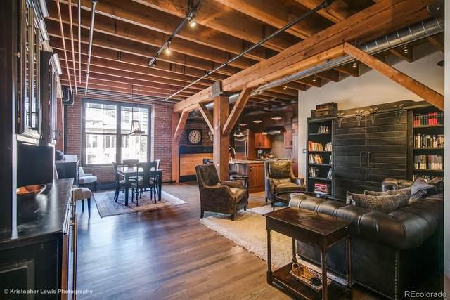 1720 Wynkoop Street #203, Denver, CO 80202 (#2217477) :: Own-Sweethome Team