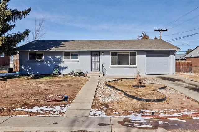 12445 E 6th Place, Aurora, CO 80011 (MLS #2217650) :: 8z Real Estate