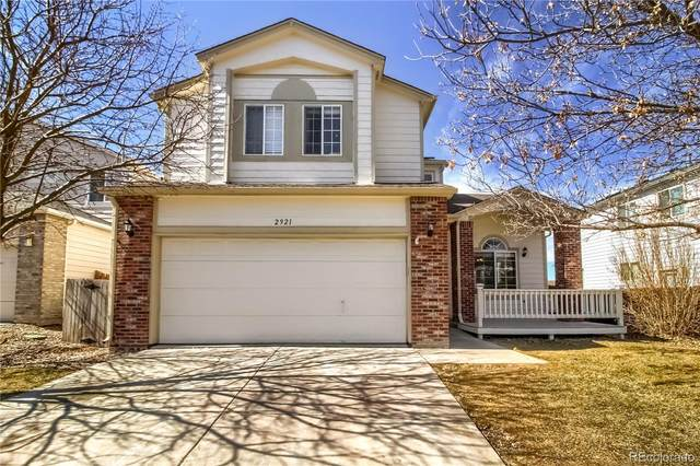 2921 S Tower Way, Aurora, CO 80013 (MLS #2217787) :: 8z Real Estate