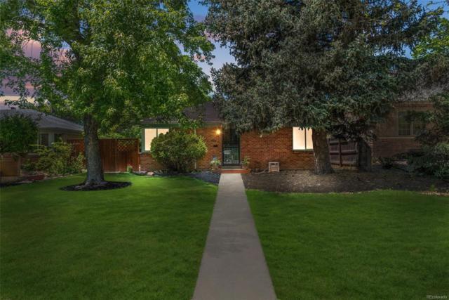 963 Poplar Street, Denver, CO 80220 (#2218097) :: milehimodern