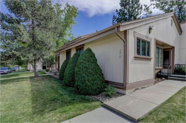 7812 W 90th Avenue #58, Westminster, CO 80021 (#2218219) :: The Peak Properties Group