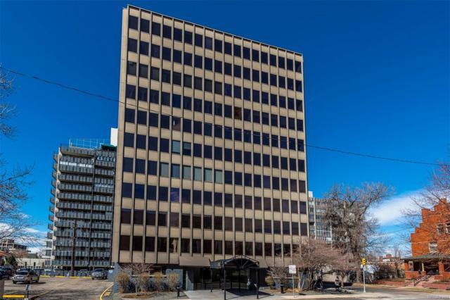 789 Clarkson Street #406, Denver, CO 80218 (#2218425) :: RE/MAX Professionals