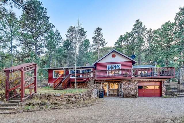 5830 Uneda Road, Cascade, CO 80809 (#2218566) :: The Harling Team @ Homesmart Realty Group