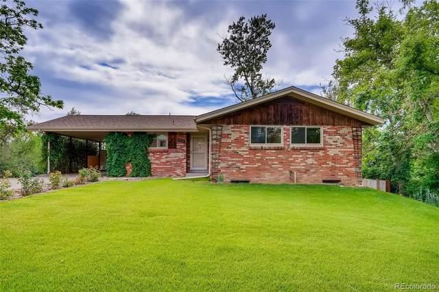 3933 S Fox Street, Englewood, CO 80110 (#2218588) :: Wisdom Real Estate