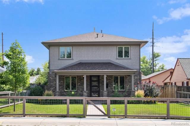 842 Poplar Street, Denver, CO 80220 (#2218964) :: The HomeSmiths Team - Keller Williams