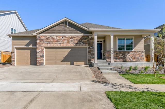 19655 E 64th Drive, Aurora, CO 80019 (#2218995) :: The Dixon Group