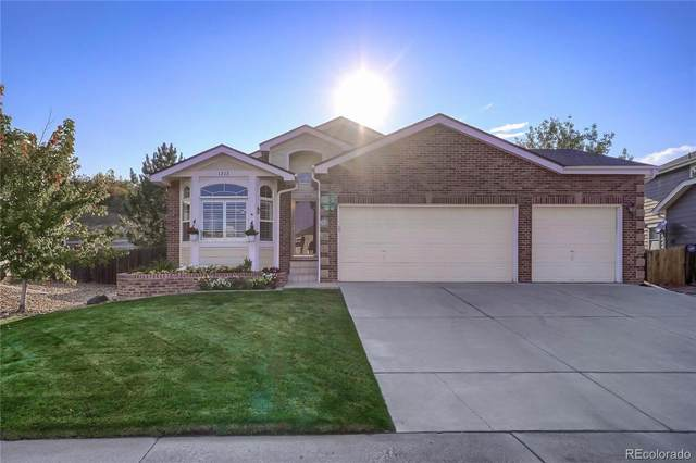 1212 Berganot Trail, Castle Pines, CO 80108 (#2219026) :: The Brokerage Group