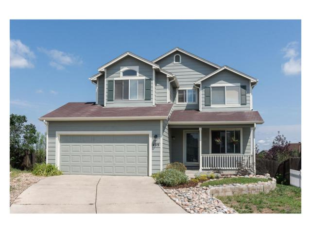 409 Chelsea Court, Elizabeth, CO 80107 (MLS #2219076) :: 8z Real Estate