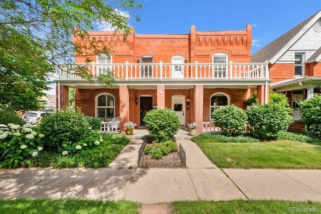 404 S Grant Street, Denver, CO 80209 (#2219077) :: Wisdom Real Estate