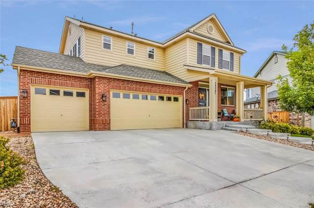 24207 E Belleview Place, Aurora, CO 80016 (#2219079) :: The HomeSmiths Team - Keller Williams
