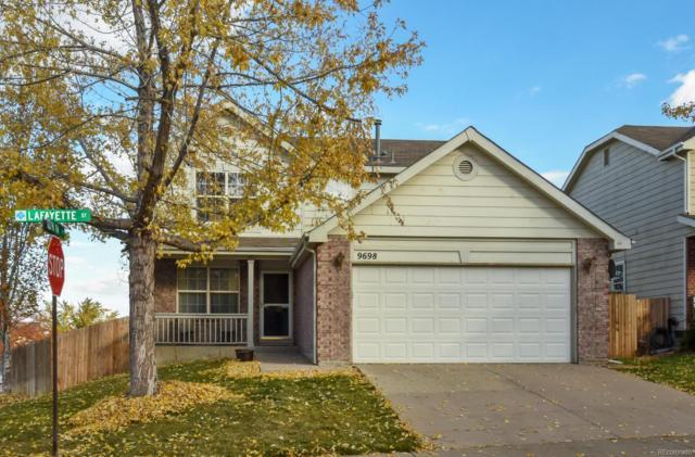 9698 Lafayette Street, Thornton, CO 80229 (#2219162) :: Wisdom Real Estate