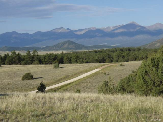 Lot 26 Cody Park Road, Cotopaxi, CO 81223 (#2219555) :: James Crocker Team