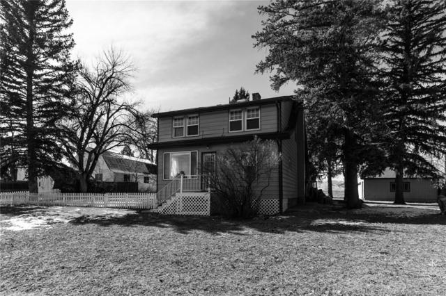 7819 Hill Crest Drive, Louviers, CO 80131 (#2219735) :: Bring Home Denver