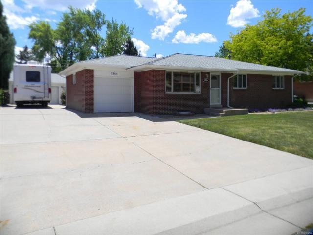 3384 W Saratoga Avenue, Englewood, CO 80110 (#2220152) :: Compass Colorado Realty