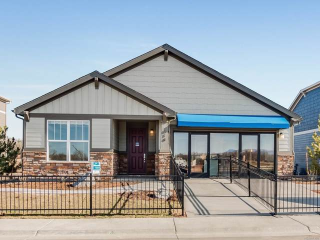 614 Trails At Coal Creek Drive, Lafayette, CO 80026 (#2220301) :: The DeGrood Team