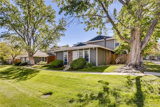 10001 E Evans Avenue 64A, Denver, CO 80247 (#2220843) :: The Healey Group