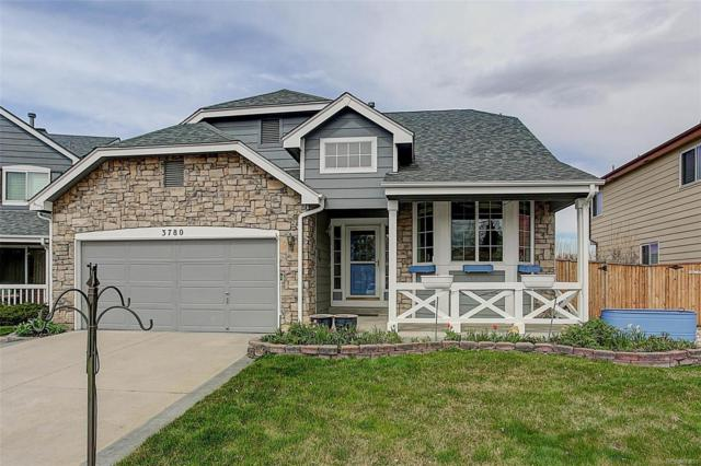 3780 Seramonte Drive, Highlands Ranch, CO 80129 (#2220897) :: The Peak Properties Group
