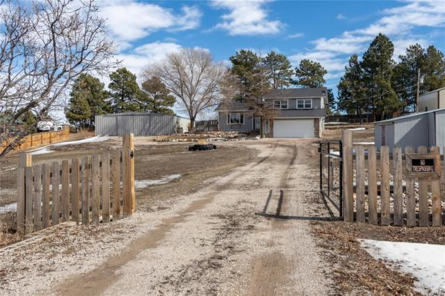 1125 Buttercup Road, Elizabeth, CO 80107 (#2220976) :: Bring Home Denver