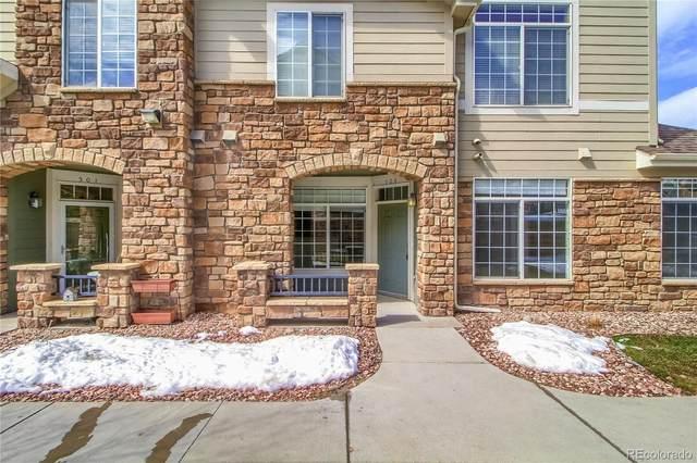 466 Black Feather Loop #508, Castle Rock, CO 80104 (#2220977) :: The Peak Properties Group