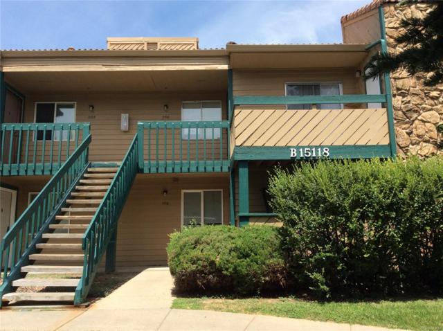 15118 E Louisiana Drive #206, Aurora, CO 80012 (#2220984) :: The Peak Properties Group
