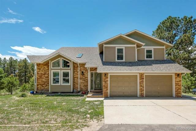 35725 Darting Bird Ride, Elizabeth, CO 80107 (#2221136) :: HomeSmart Realty Group