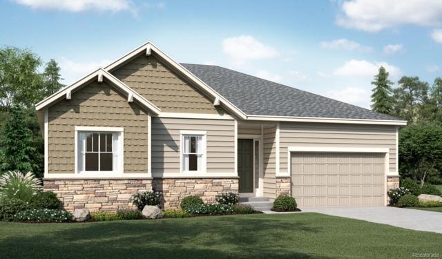 11009 Ledges Road, Parker, CO 80134 (MLS #2221162) :: Kittle Real Estate