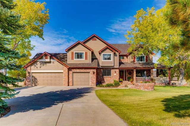 8076 S Oak Hill Circle, Aurora, CO 80016 (MLS #2221223) :: 8z Real Estate