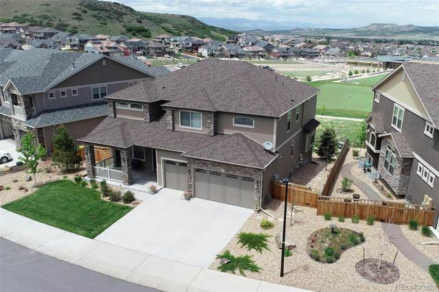 3875 Hourglass Avenue, Castle Rock, CO 80109 (#2221512) :: The Healey Group