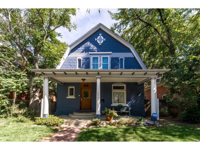 1036 S Pearl Street, Denver, CO 80209 (MLS #2221697) :: 8z Real Estate