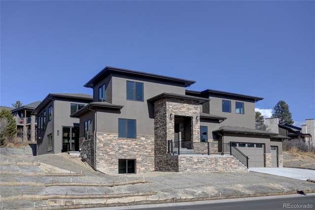 2205 Saddleback Drive, Castle Rock, CO 80104 (#2221807) :: The HomeSmiths Team - Keller Williams