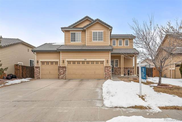 214 Straw Court, Brighton, CO 80601 (#2221923) :: The Peak Properties Group