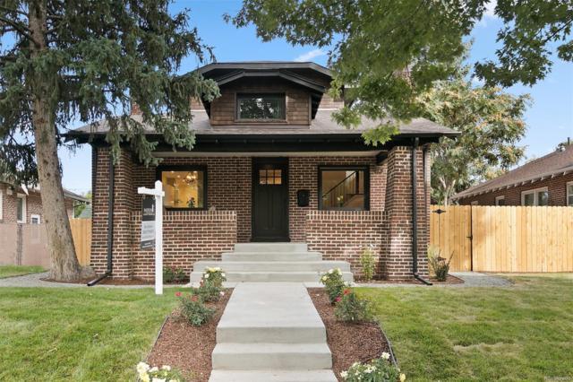 2568 Clermont Street, Denver, CO 80207 (#2221944) :: House Hunters Colorado