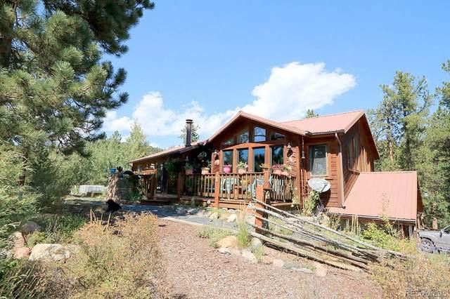 31264 Evans View Lane, Pine, CO 80470 (MLS #2222282) :: 8z Real Estate