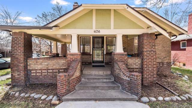4058 E 17th Ave Parkway, Denver, CO 80220 (#2222284) :: Bring Home Denver with Keller Williams Downtown Realty LLC