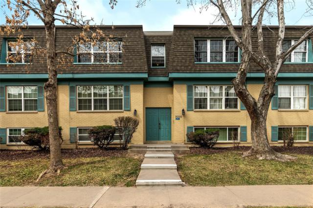 9200 E Girard Avenue #6, Denver, CO 80231 (#2222405) :: Wisdom Real Estate