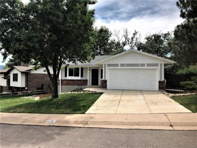 2159 S Coors Circle, Lakewood, CO 80228 (#2222496) :: The Heyl Group at Keller Williams