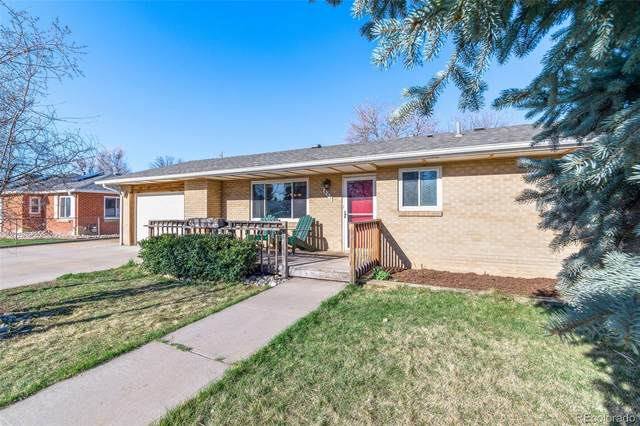 891 Gray Street, Lakewood, CO 80214 (MLS #2222824) :: 8z Real Estate