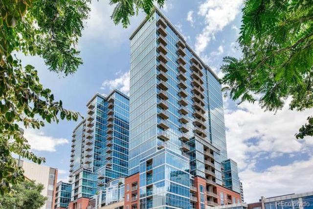 1700 Bassett Street #803, Denver, CO 80202 (#2222922) :: The Galo Garrido Group