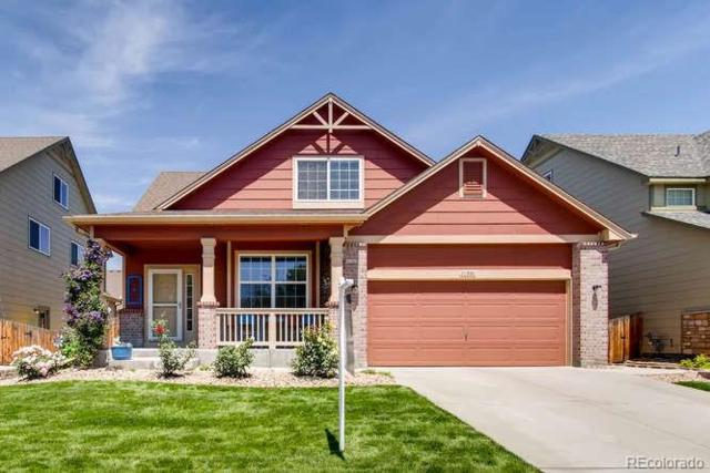 11381 E 110th Way, Commerce City, CO 80640 (#2223237) :: The Peak Properties Group