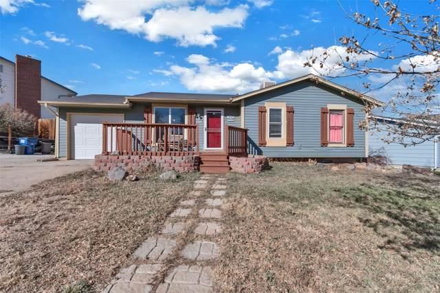 1519 S Salida Way, Aurora, CO 80017 (#2223307) :: Bring Home Denver with Keller Williams Downtown Realty LLC