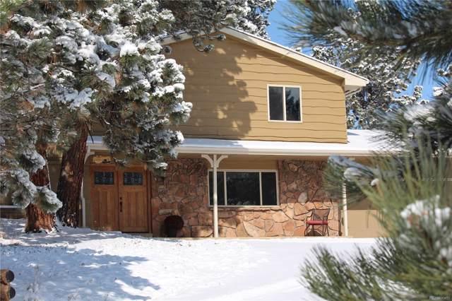 8296 Centaur Drive, Evergreen, CO 80439 (MLS #2223518) :: 8z Real Estate