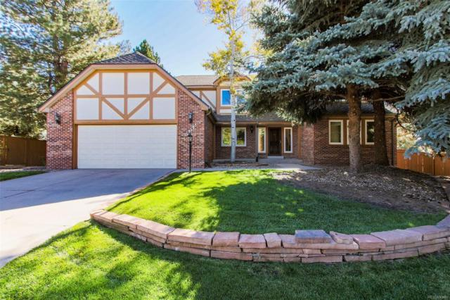 16742 E Berry Lane, Centennial, CO 80015 (#2223680) :: The Tamborra Team