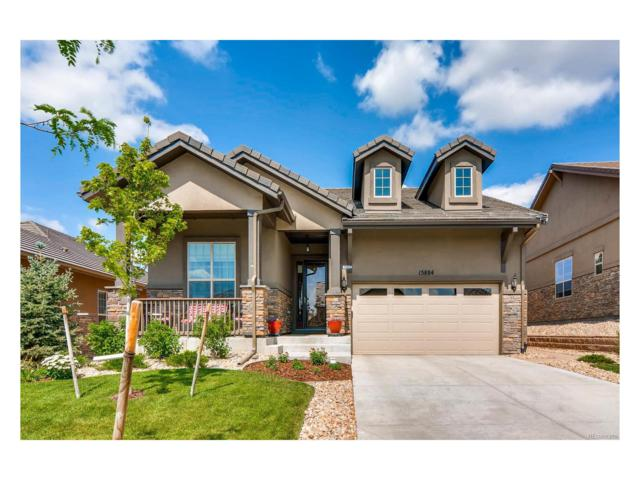 15884 Wild Horse Drive, Broomfield, CO 80023 (MLS #2223707) :: 8z Real Estate