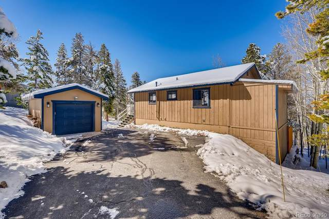11584 Green Court, Conifer, CO 80433 (#2223732) :: The Colorado Foothills Team | Berkshire Hathaway Elevated Living Real Estate